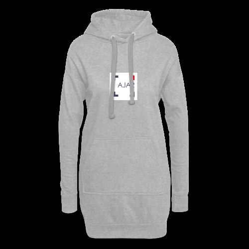 AJAR Logo - Sweat-shirt à capuche long Femme