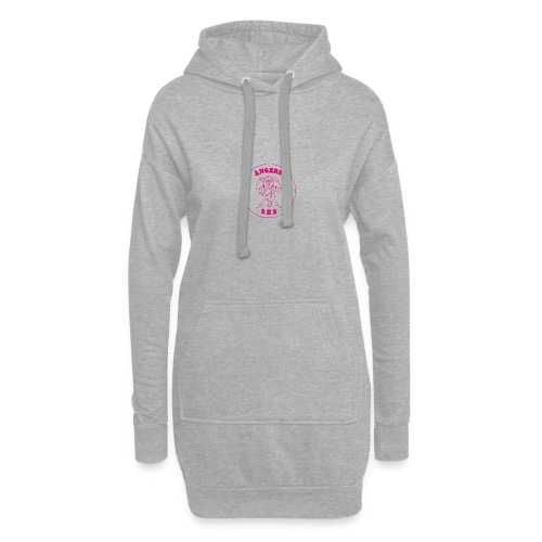 logo shs 2 - Sweat-shirt à capuche long Femme