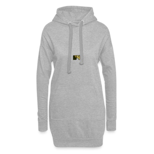 OllyTV 04 Logo design - Hoodie Dress