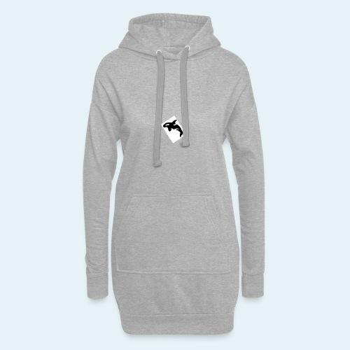 Orca - Hoodie-Kleid