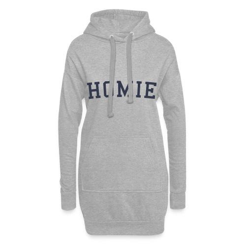 homierent dark - Hoodie Dress