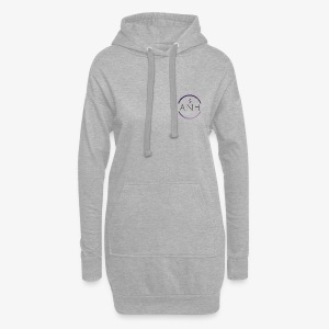 ANH purple and black logo - Hoodie Dress