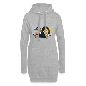 Daina and Ahmet - Hoodie Dress