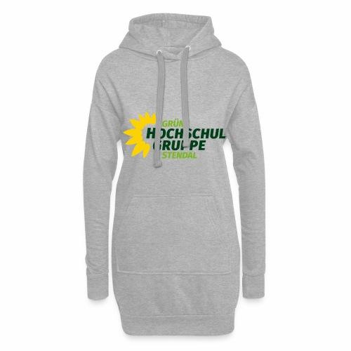 GHG Stendal Logo bunt - Hoodie-Kleid