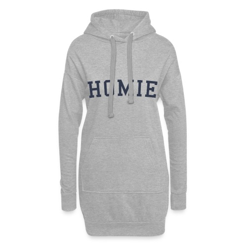 homierent dark - Hoodie Dress