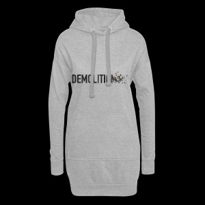Demolitio... - Hoodie Dress