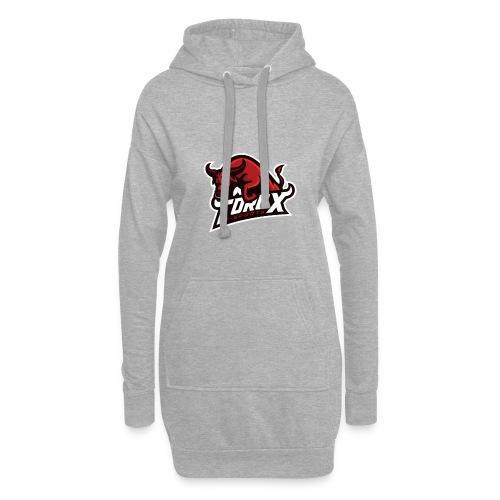 ToroX Standart Logo - Hoodie-Kleid