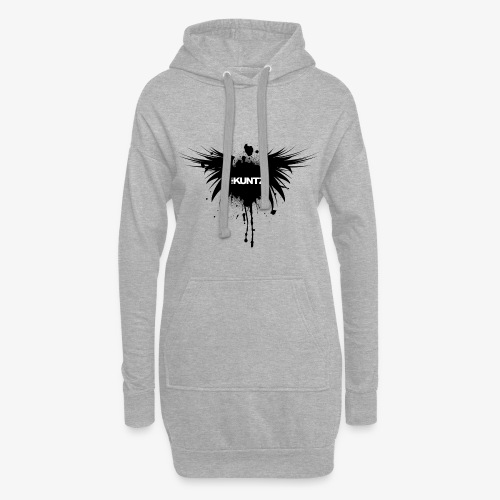 Ralph KUNTZ Wings - v2.0 - Hoodie Dress