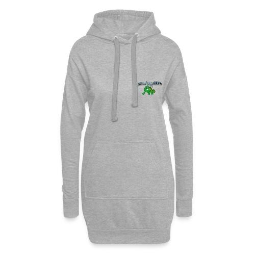 grasshopper189 Logo - Hoodie-Kleid