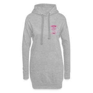 logo shs 2 - Sweat-shirt à capuche long Femme