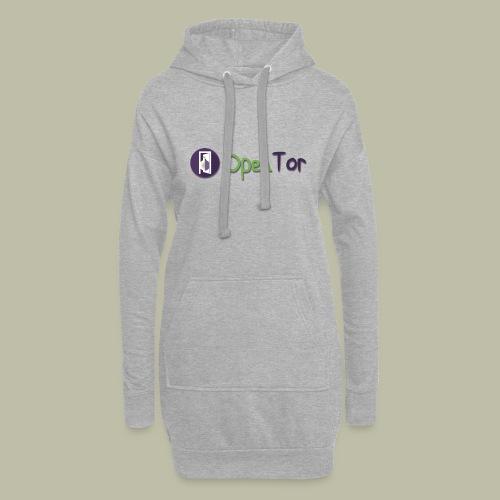 OpenTor Badge - Hoodie Dress