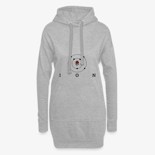 logo ION - Sweat-shirt à capuche long Femme