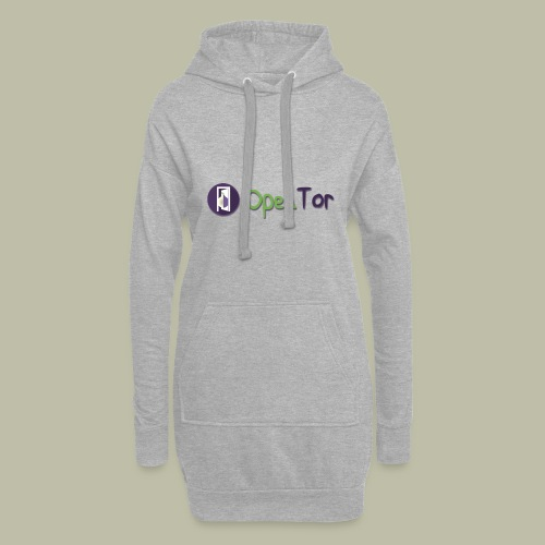 OpenTor Badge - Hoodie Dress