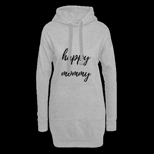 happy mommy - Hoodie-Kleid