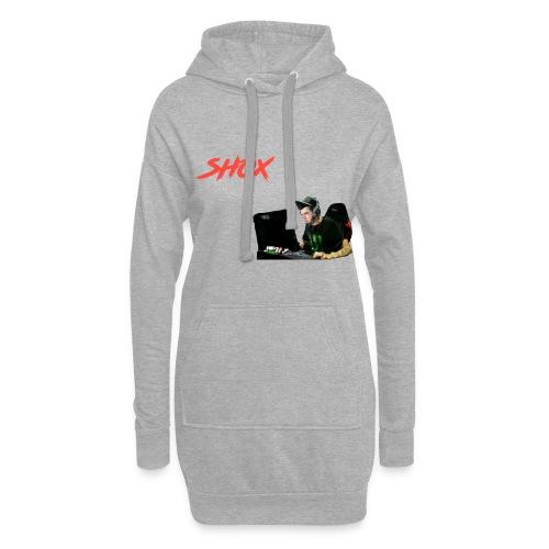 G2.SHOX #1 - Sweat-shirt à capuche long Femme