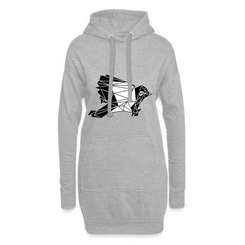 White Sparrow - Hoodie-Kleid