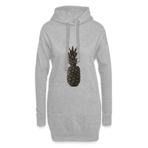 Ananas - Hoodie-Kleid