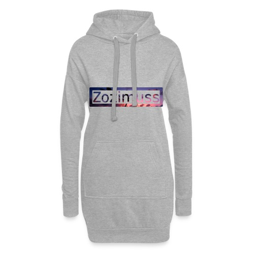 Zozimuss sunset. - Hoodie Dress