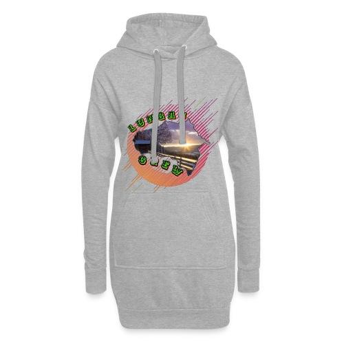 LungauCrew Merchandise - Hoodie-Kleid