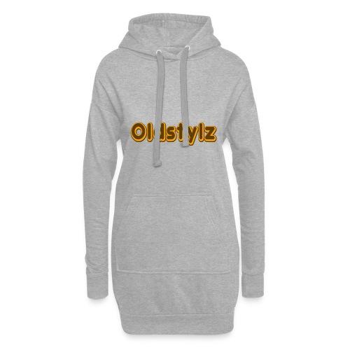 Oldstylz Original - Sweat-shirt à capuche long Femme
