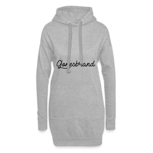 GonesBrand - Sweat-shirt à capuche long Femme