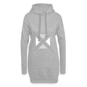 triangles-png - Hoodie Dress