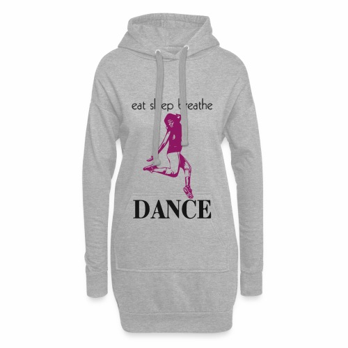 Dance - Hoodie Dress