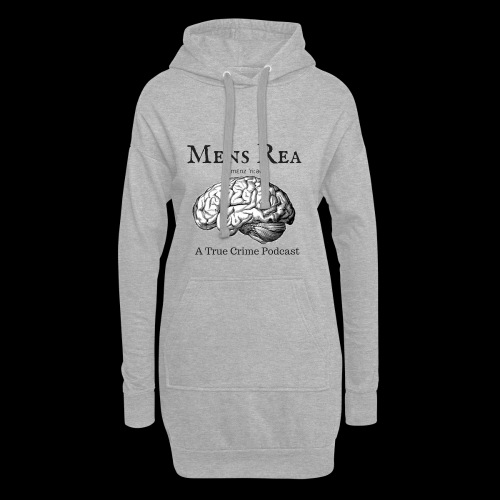 Guilty Mind Mens rea Logo - Hoodie Dress