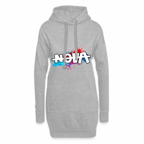 NOVA - Sweat-shirt à capuche long Femme