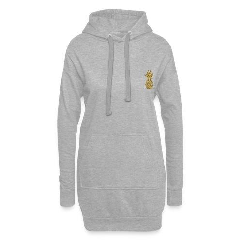 pineapple gold - Hoodie Dress