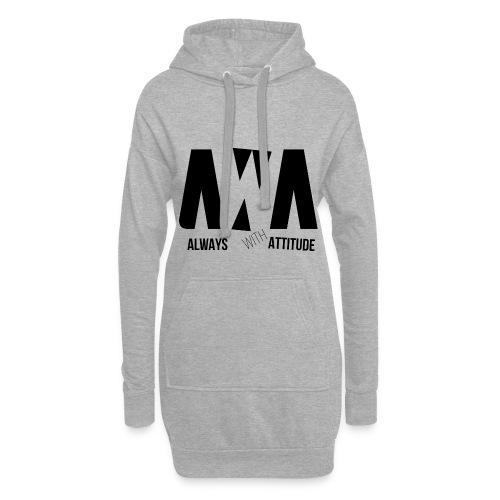 AWA B - Hoodie-Kleid