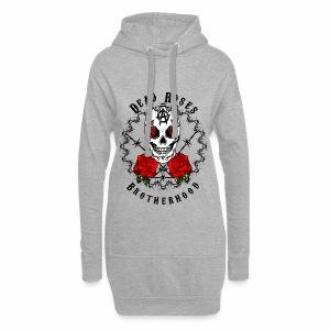 Dead Roses 2nd Logo - Hoodie Dress