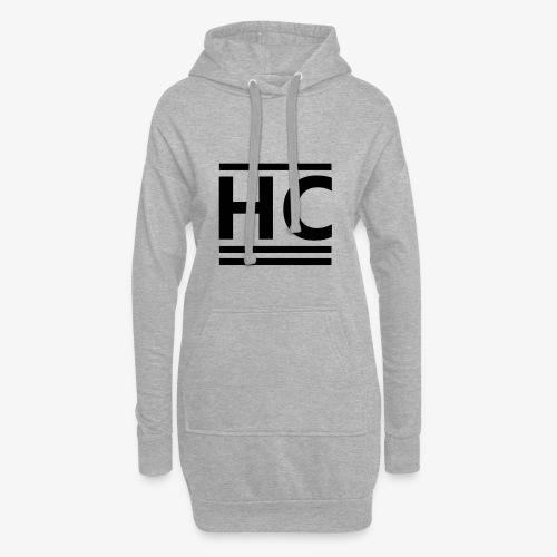 Black Official Horizon Clothing - Hoodie Dress