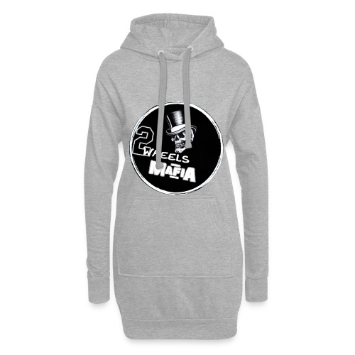 2WheelsMafia - Hoodie-Kleid