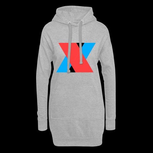 Triangle X - Hoodie Dress
