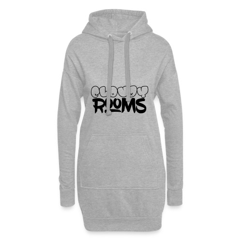 Cloudy Rooms OG Logo - Hoodie Dress