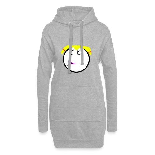 Syno Smiley Mädchen - Hoodie-Kleid