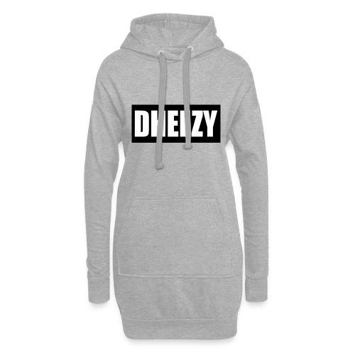 DHEEZY_logo_1 - Hoodie Dress