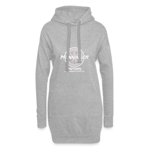 Monninger Motors - Streetwear - Hoodie-Kleid