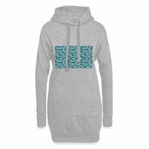 Tear Droo Rain. - Hoodie Dress