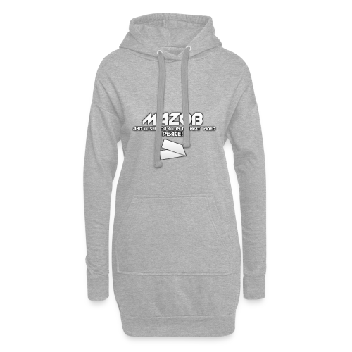 Ill See You All In The Next Video Mazob Grey Stree - Hoodie Dress