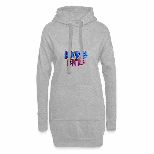 HXPEE-Shirts - Hoodie-Kleid
