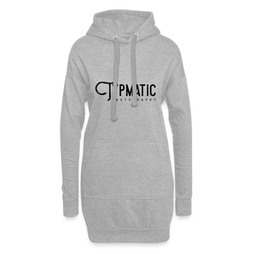 Typmatic Photography - Hoodie-Kleid