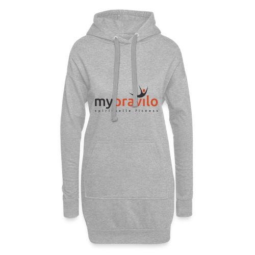 myPRAVILO - Hoodie-Kleid