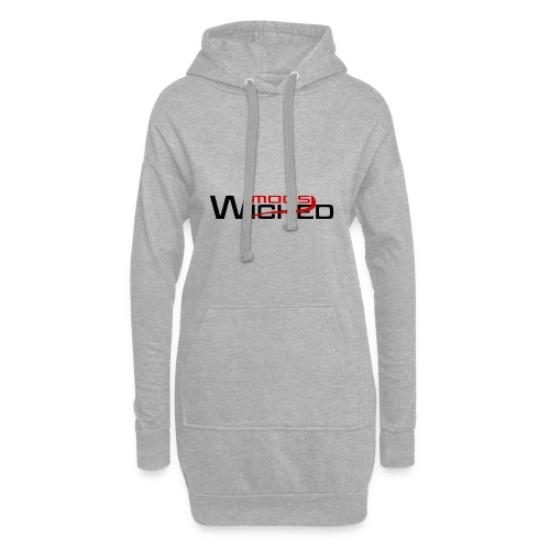 Wicked Mods - Hoodie-Kleid