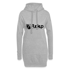 FuckUp Nights Bembel Edition Black - Hoodie-Kleid