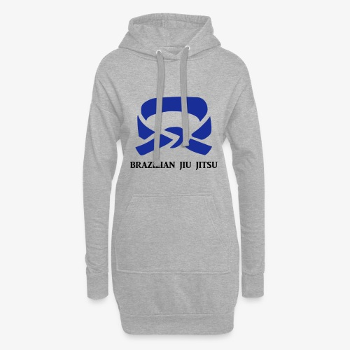 BJJ Blue Belt Clothing - Hoodie Dress