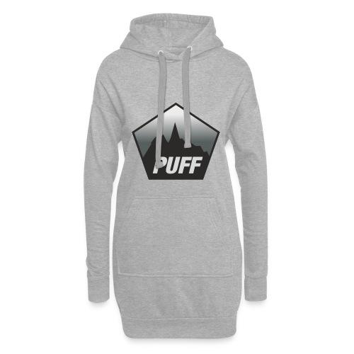 PUFF MOUNTAIN ORIGINAL - Sweat-shirt à capuche long Femme