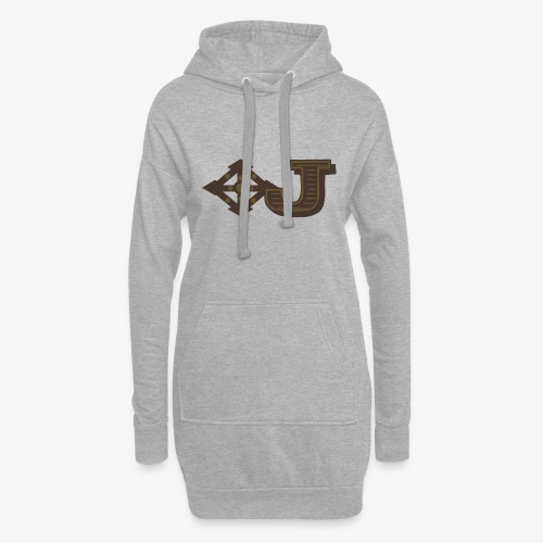 Jambo Airways Logo - Hoodie Dress