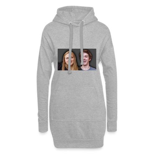 Profil billede beska ret - Hoodie-kjole